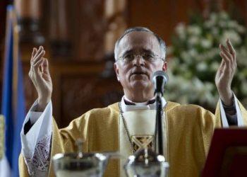 Monseñor Silvio Báez: «No nos acostumbremos a una normalidad engañosa que nos quieren imponer con la represión de las armas». Foto: ANSA.