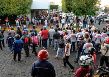 Gane o pierda, el FSLN mantendrá el caos, revela estudio del Funides. Foto: La Prensa.