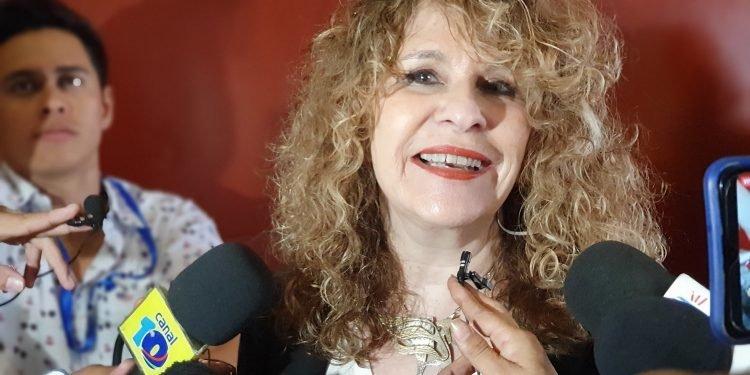 Gioconda Belli gana Premio de Poesía Jaime Gil de Biedma. Foto: A. Navarro / Artículo 66