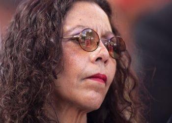 Rosario Murillo tilda de miserables a los opositores. Foto: Artículo 66/EFE