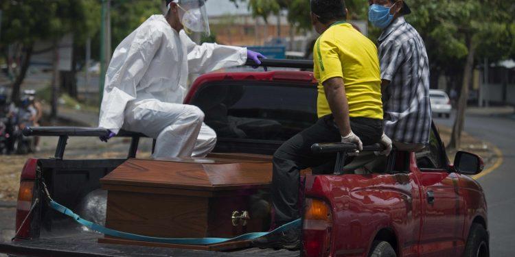 Ministra de Salud afirma que tienen «controlado» el COVID-19 en Nicaragua. Foto: Artículo 66/EFE