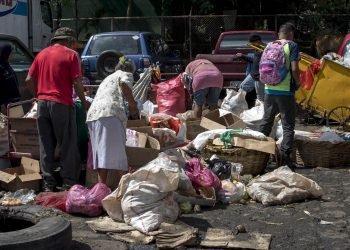 Cosep alerta que Ingreso per cápita llega a niveles de los tiempos de Somoza. Foto: Artículo 66/ EFE.
