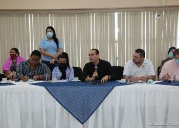 Propagandistas empleados de Rosario Murillo, los consultados para la Ley Mordaza