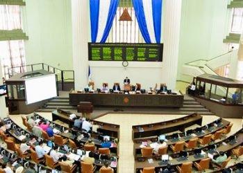 Aplanadora rojinegra aprueba ley de fiscalización a ONG y oposición. Foto: Artículo 66/EFE
