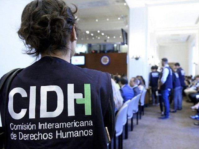 CIDH insta a derogar la recién aprobada Ley Mordaza de Ortega. Foto: Internet.