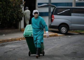 OPS llama al Minsa a facilitar un informe completo sobre la situación del COVID-19 en Nicaragua. Foto: Artículo 66/EFE