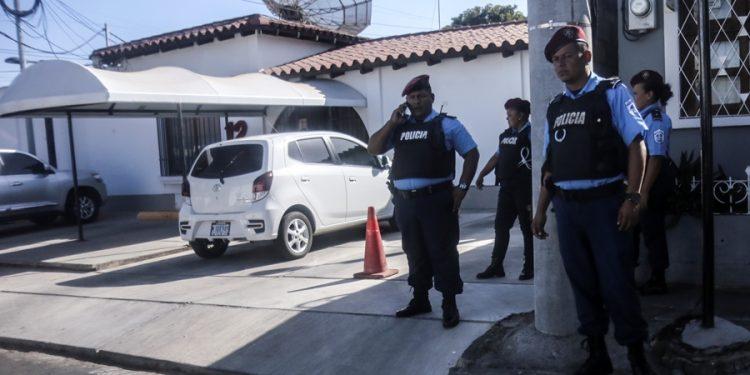 Régimen Ortega-Murillo, a través de la DGI lanza otra estocada a Canal 12. Foto: Articulo 66
