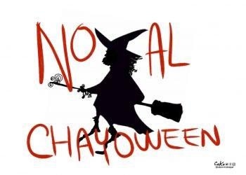 La Caricatura: No al Chayoween