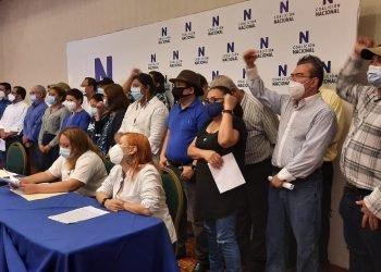 Sector territorial de la Alianza Cívica se pasó a la Coalición Nacional. Foto: A. Navarro/Artículo 66.