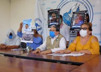 Más de 50 presos políticos llevan tres días en huelga de hambre y familiares temen por sus vidas. Foto: Cortesía CPDH