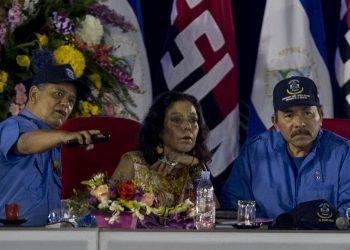 Miguel Mora interpondrá denuncia esta miércoles por intento de asesinato contra Ortega, Murillo y Díaz. Foto: Artículo 66/EFE