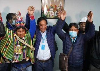 Triunfo del partido de Evo Morales en Bolivia debe ser una lección para oposición nicaragüense. Foto: Tomada de internet.