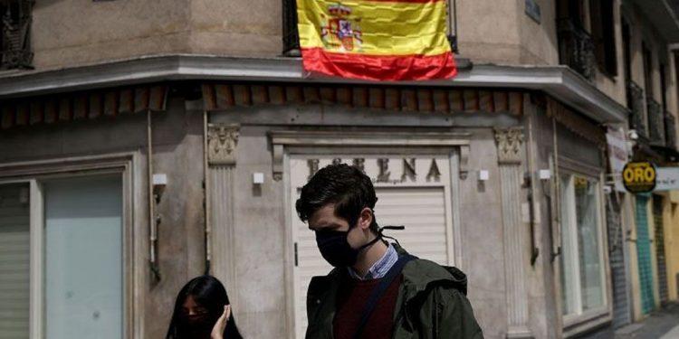 España decreta estado de alarma por COVID-19. Foto: GentilezaTribuna Internet.