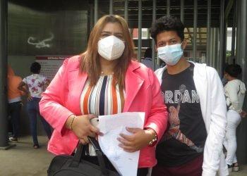 Reprograman juicio en contra del joven «tiktoker» Kevin Monzón. Foto: Noel Miranda / Artículo 66