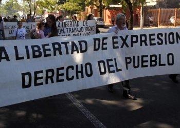 Periodistas y escritores nacionales e internacionales rechazan rotundamente la ley mordaza. Foto: Tomada de internet.