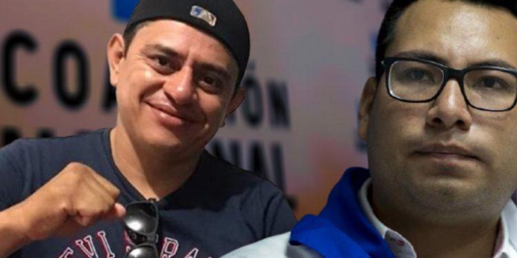 Lenín Salasblanca: «Qué me importa que no nos reconozca Yubrank»