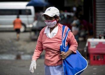 2,768 muertes por COVId-19 en Nicaragua según el Observatorio Ciudadano. Foto: Artículo 66/EFE