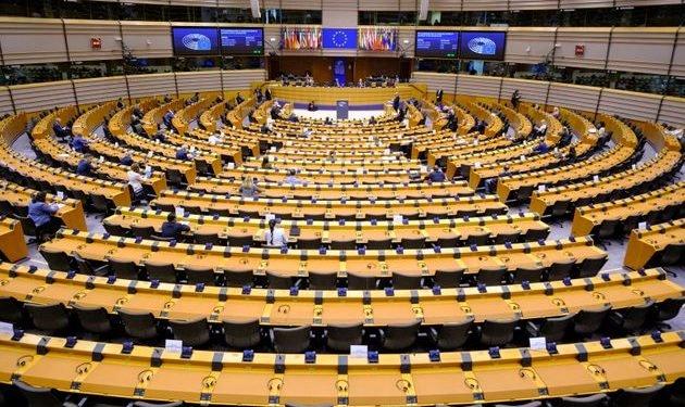 Parlamento Europeo aprueba resolución contra la dictadura de Ortega. Foto: Cortesía