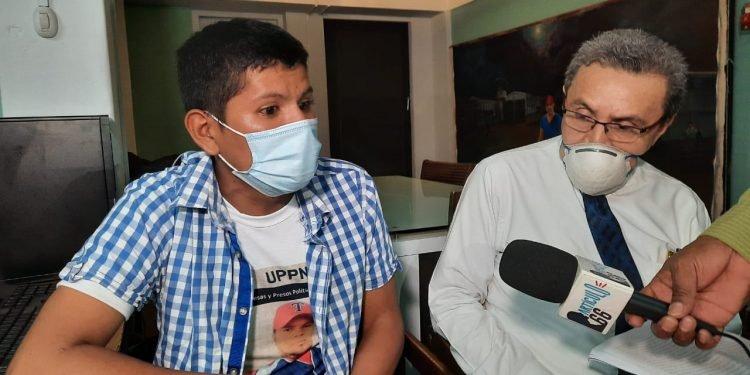 Magistrados de Apelación confirman sentencia de cuatro años contra reo político Ulises Rivas. Foto: A. Navarro/Artículo 66.