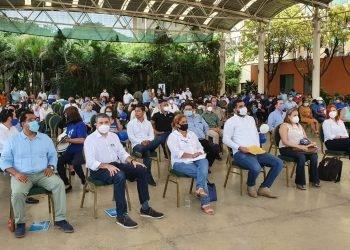 UNAB se pone rostro de partido político y presenta su primer manifiesto. Foto: A. Navarro/Artículo 66