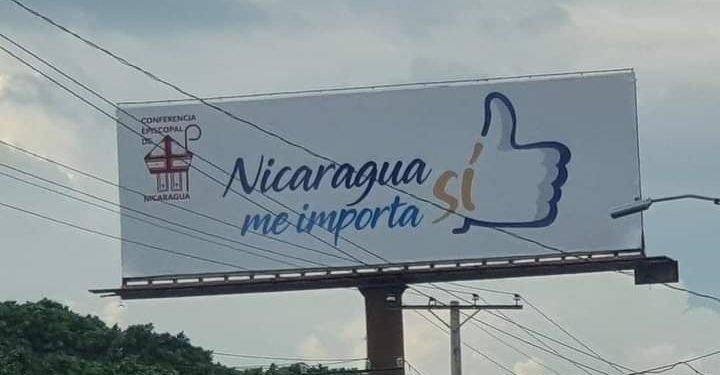 Iglesia Católica inica campaña «Nicaragua Sí me importa»