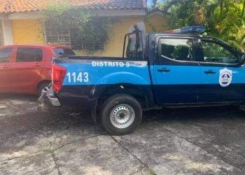 Opositora Violeta Granera denuncia que Policía la asedia, le roba e invade su propiedad. Foto: Cortesía.