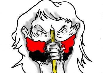 La Caricatura: Rechaza la mordaza