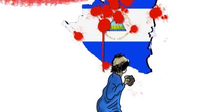 La Caricatura: Odio nunca más