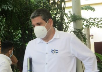 Juan Sebastián Chamorro: «Nos sentíamos muy maltratados, muy excluidos» en la Coalición Nacional. Foto: Artículo 66/ Noel Miranda.