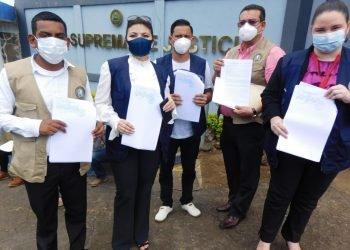 Ley de Agentes Extranjeros tiene 26 roces con la Constitución Política de Nicaragua. Foto: Cortesía/CPDH