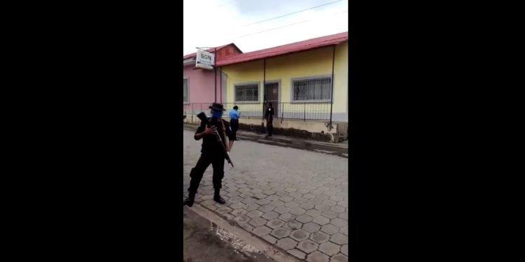 Régimen aumenta hostigamiento contra familia de periodistas en Nandaime
