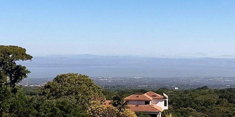 Vista panorámica desde el residencial Intermezzo del Bosque, zona donde están las propiedades de la suegra de Juan Sebastián Chamorro. Foto: Tomada de internet