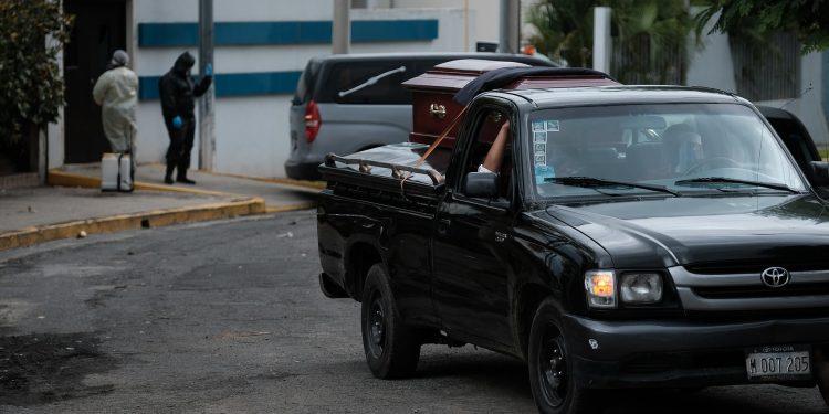 Coronavirus sigue cobrando vidas en Nicaragua. Foto: Artículo 66/ EFE