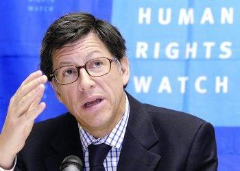 HRW insta a la OEA a pronunciarse urgentemente contra leyes de Ortega. Foto: El Universal/ EFE.