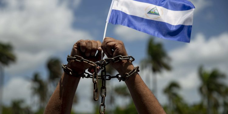 Cadena perpetua entra en vigencia en Nicaragua