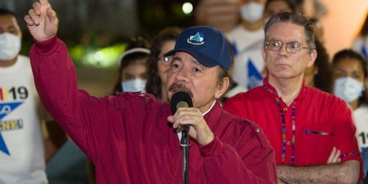 Daniel Ortega sobre elecciones en Nicaragua: «No se metan con nosotros». Foto: CCC.