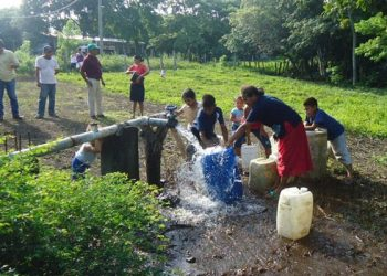 Diputados sandinistas aprueban reforma a la Ley de Aguas. Foto: END.