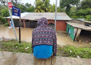 Iota y Eta dejan 23 fallecidos y unas 70 mil familias sin agua. Foto: Álvaro Navarro/ Artículo 66.