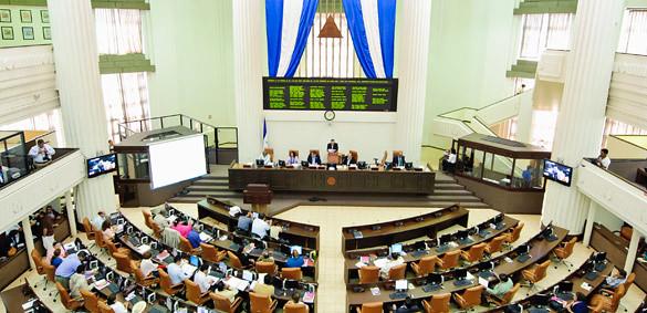 Asamblea Nacional aprueba préstamo del FMI por 183.5 millones de dólares para emergencia del COVID y alimentaria. Foto: Internet.
