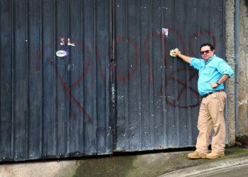 Continúa asedio contra medio de comunicación Notimatv de Matagalpa. Foto: Cortesía.