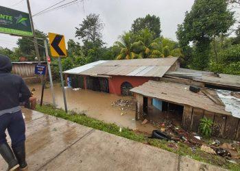 Familias de zonas rurales de Siuna y Mulukukú se autoevacúan ante ausencia de autoridades del Gobierno. Foto: A. Navarro/Artículo 66
