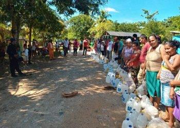 España destina ayuda por más de 150 mil euros para afectados por huracán Eta. Foto: Gilberto Artola.