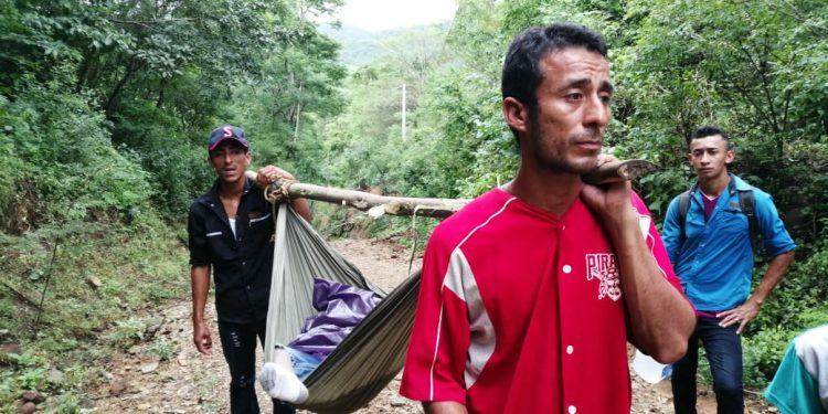 La tragedia de las 21 víctimas mortales del huracán Iota. Foto: Artículo 66/ Noel Miranda.