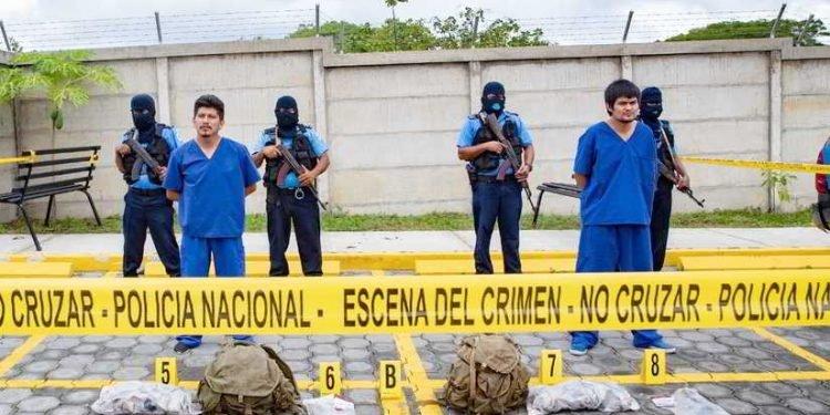 Inicia juicio en contra los dos jóvenes de Masaya que fueron capturados en agosto por el Ejército de Nicaragua. Foto: Cesar Pérez