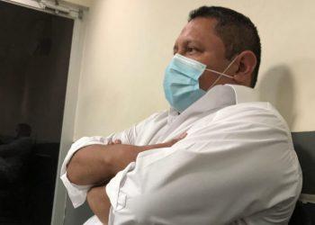 Mandan a juicio al periodista David Quintana por el supuesto delito de injurias y calumnia. Foto: Cortesía