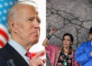 Biden y el régimen Ortega-Murillo