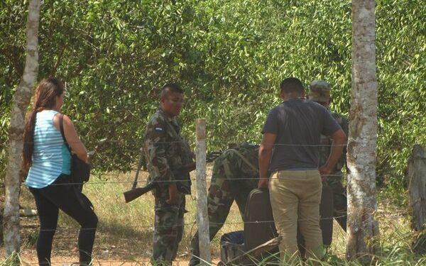 Ejercito de Nicaragua niega involucramiento de sus soldados en el «coyotaje» y responde acusando a investigadores de Fundación Arias. Foto: La Nación.