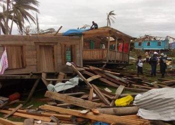 Se reportan 15 muertos en Centroamérica por Eta y en Nicaragua Gobierno guarda silencio sobre daños. Foto: Sistema de Noticias del Caribe.