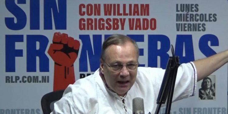 Grigsby Vado acusa de «cínicos» y «golpistas» a la AECID. Agencia española desmiente al propagandista gubernamental. Foto: Tomada de internet.
