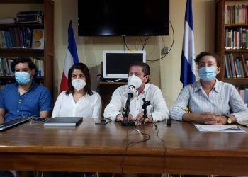 Aspirantes a la Presidencia de Nicaragua suscribirán acuerdo de unidad de la oposición.Foto: Cortesía